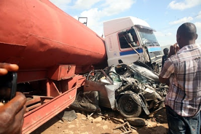 fuel tanker accident in abuja