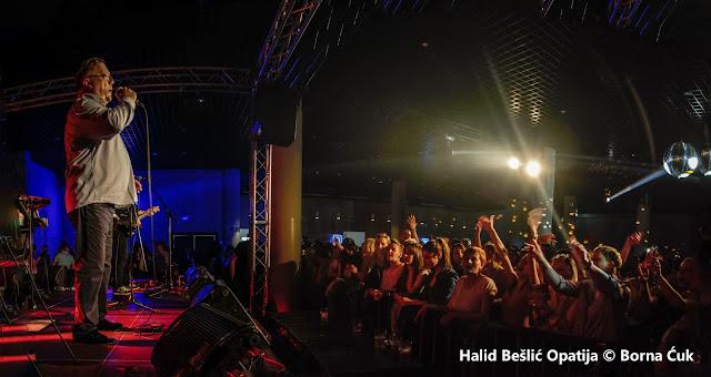 Koncert Halida Bešlića Opatija @ Noćni klub Gervais 20.05.2017