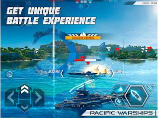 Pacific Warships: World of Naval Armada Warfare Apk for Android