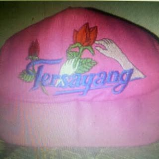 topi anak 90an
