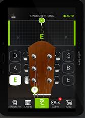 Aplikasi Terbaik Stem/Tuning Gitar Untuk Smartphone Android