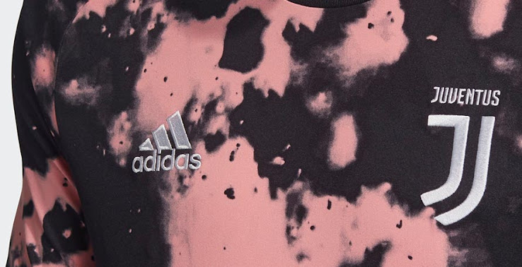 separation shoes 9808c 950ef Adidas Juventus 19-20 Pre-Match Shirt Released - Footy Headlines