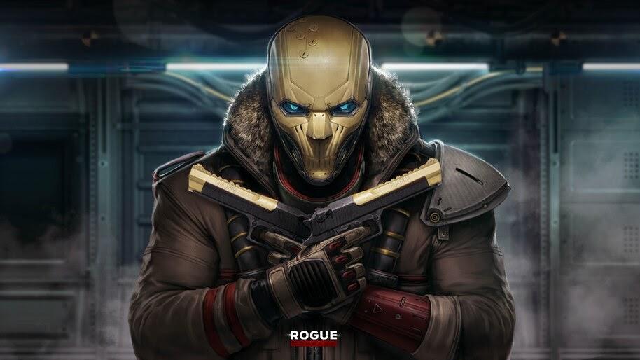 Rogue Company, 4K, #7.2429