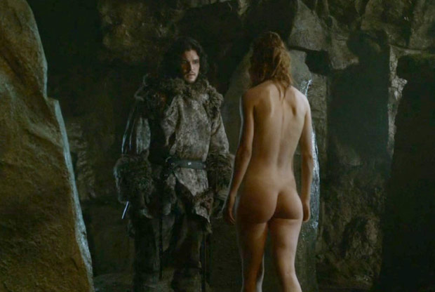 Shes Really Wild Game Of Thrones Ygritte Seduces Jon Snow In A