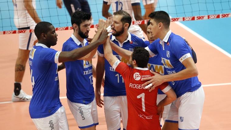 (Superliga) Minas Tênis Clube recebe Copel Telecom Maringá nesta sexta-feira 2788aaab438a3