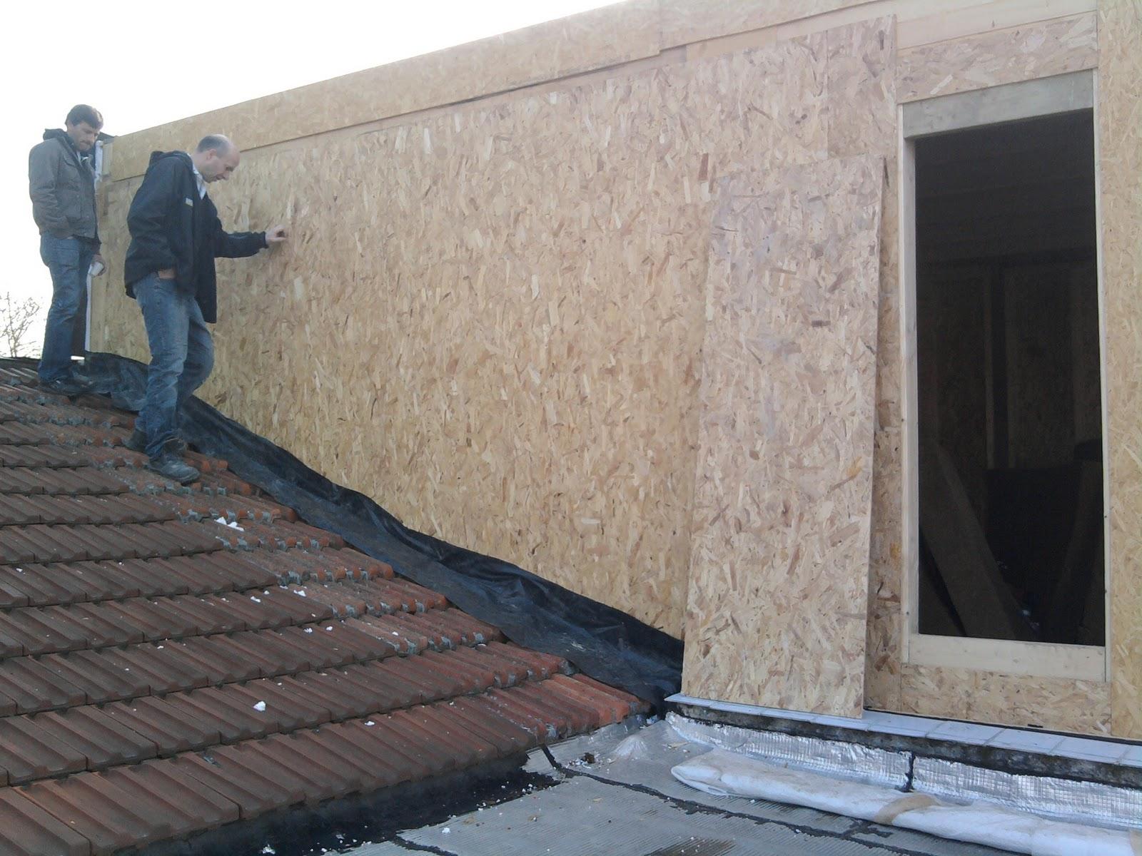 le blog de super castor j53 pare pluie du mur ouest. Black Bedroom Furniture Sets. Home Design Ideas