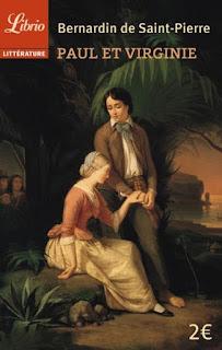 Chronique Paul et Virginie - Bernardin de Saint-Pierre