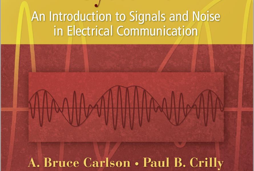 COMMUNICATION, SYSTEMS ,AN INTRODUCTION, TO SIGNALS ,AND NOISE, IN ELECTRICAL, COMMUNICATION, [4ED]+,MANUAL SOLUTION, PDF