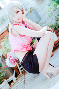 The seven deadly sins elizabeth Cosplay