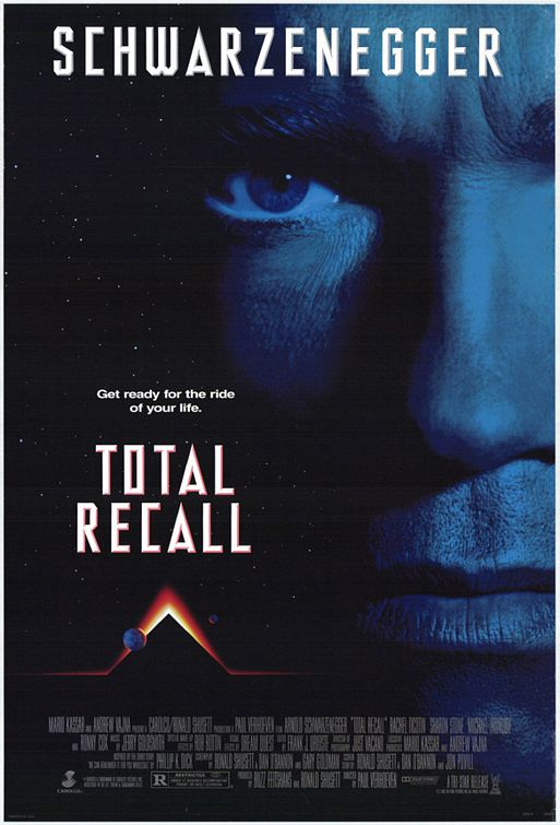 Total Recall 1990 Stream