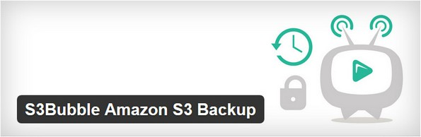 S3Bubble Amazon S3 Backup plugin for WordPress