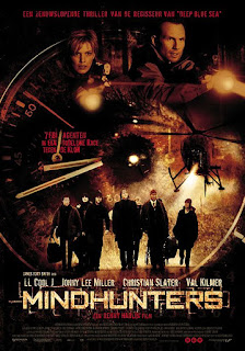 Mindhunters (2004) Poster