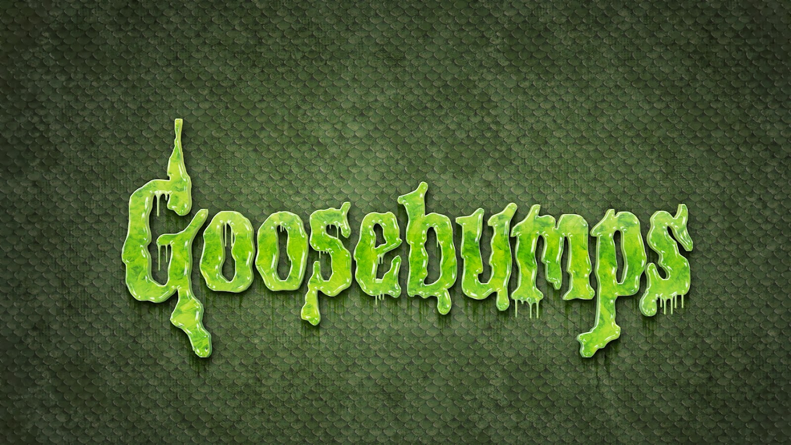 A Goosebumps movie will hit theaters March 2016