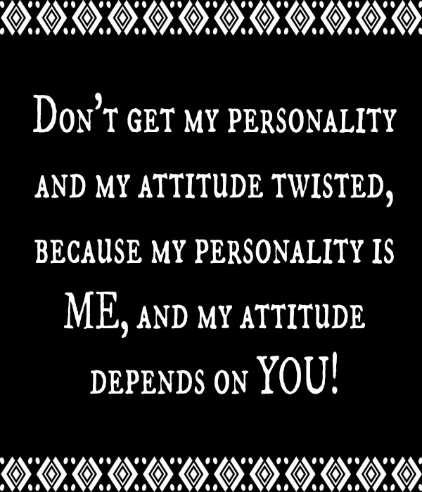 Cool And Best Attitude Quotes Images Way2usefulinfo