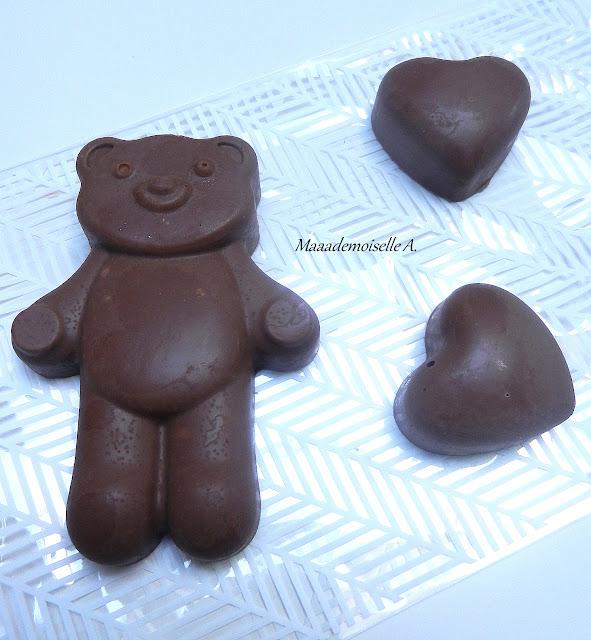 || Figurines maison en chocolat et pralin pour Noël : cadeau gourmand simple et rapide !