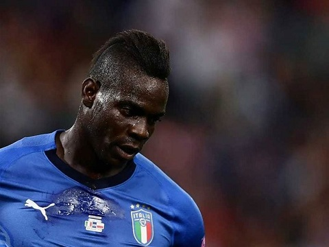 Balotelli được ca ngợi