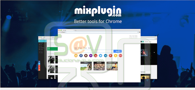 Search By mixMusic (New Tab)