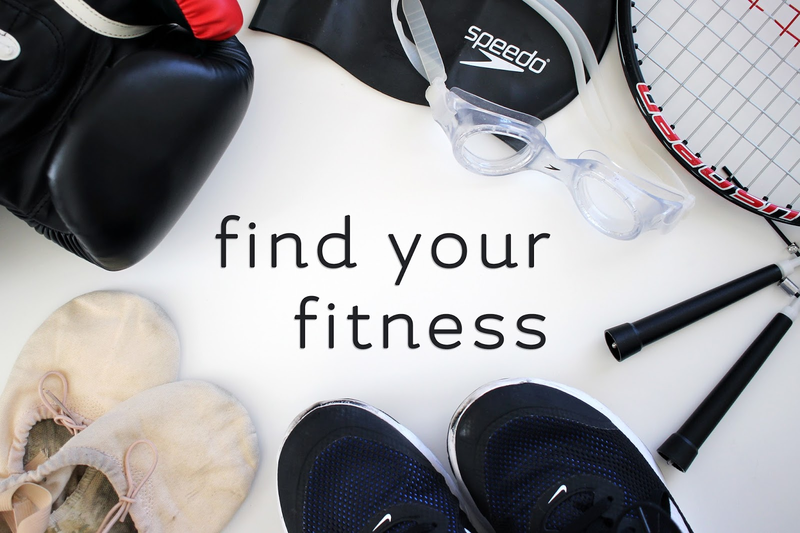 Tips to help you Find your Fitness! Exercise can be fun, all you have to do it find the right fit for you.