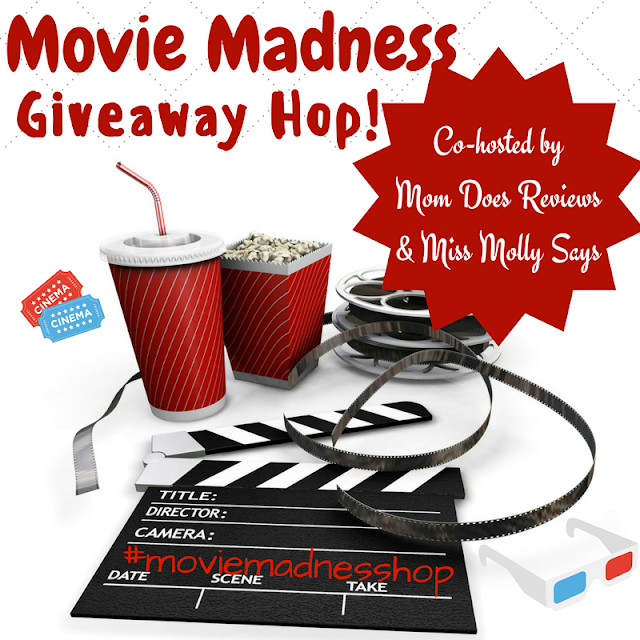 Movie Madness Giveaway Hop #MovieMadnessHop