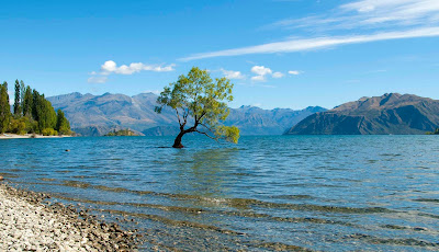 Lake Wanaka - Salika Travel - Aussie & New Zealand Package 2018