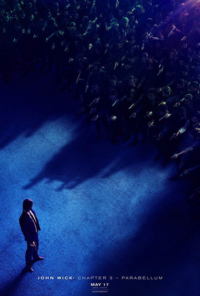 Trailer For John Wick Chapter 3 Parabellum Johnwick3