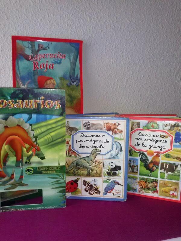 9f6f22e02 TRUEQUEADOS lote de libros   dinosaurios