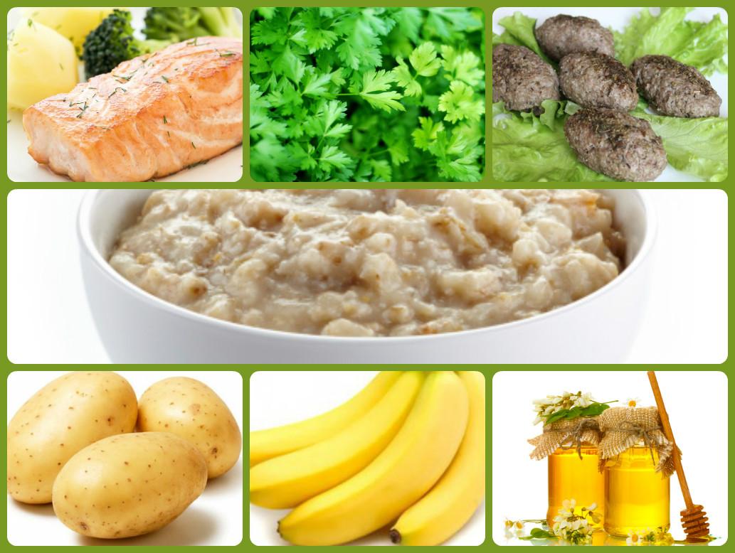Какие продукты понижают кислотность