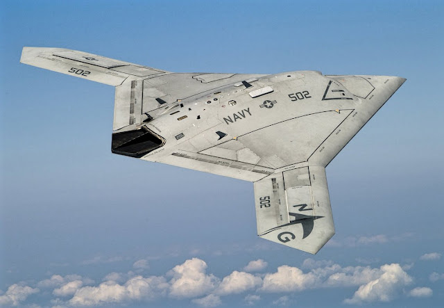 northrop mq-25 stingray