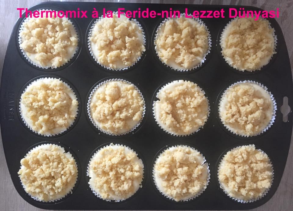 Thermomix A La Feride Nin Lezzet Dunyasi Kasekuchen Muffins Mit