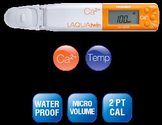 bút đo ion Ca