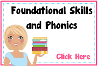 Classroom resources using phonics by Teachers Take Out