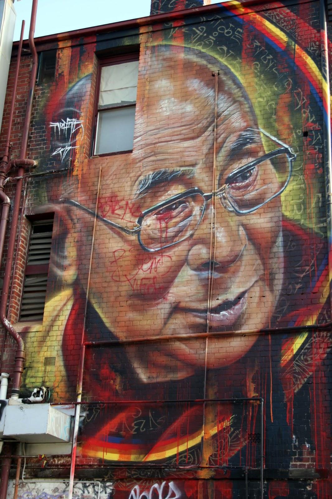 Street Art Melbourne 17 H Adnate Lush Meggs Ryot Heesco Putos Knock Choq Welin Smug Shida Phibs Heesco