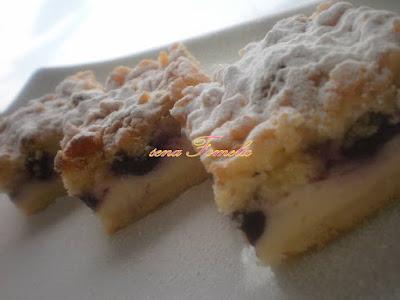 Bijela sirena / Crispy fruit pie
