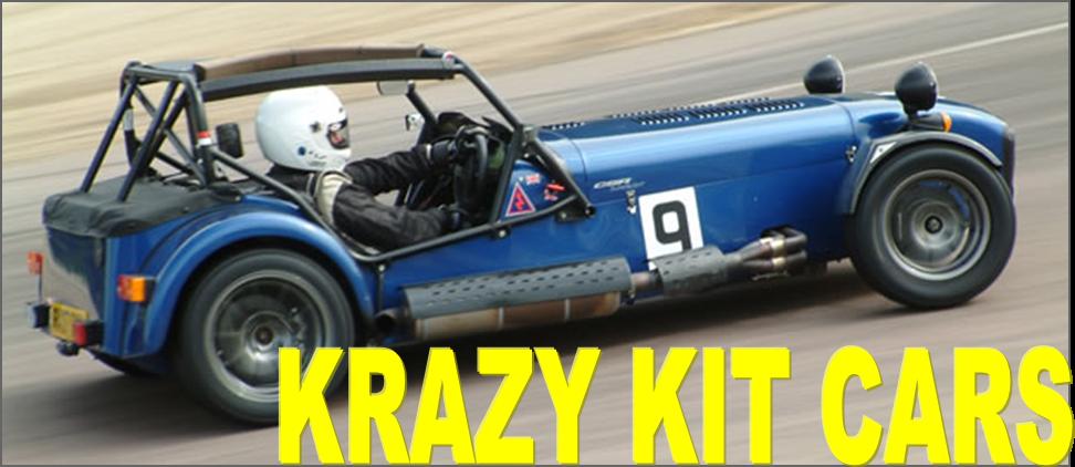 Krazy Car: Krazy Kit Cars: Joe's Fast Cars