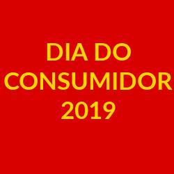 Dia do Consumidor 2019
