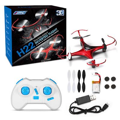 Spesifikasi Drone JJRC H22 - GudangDrone
