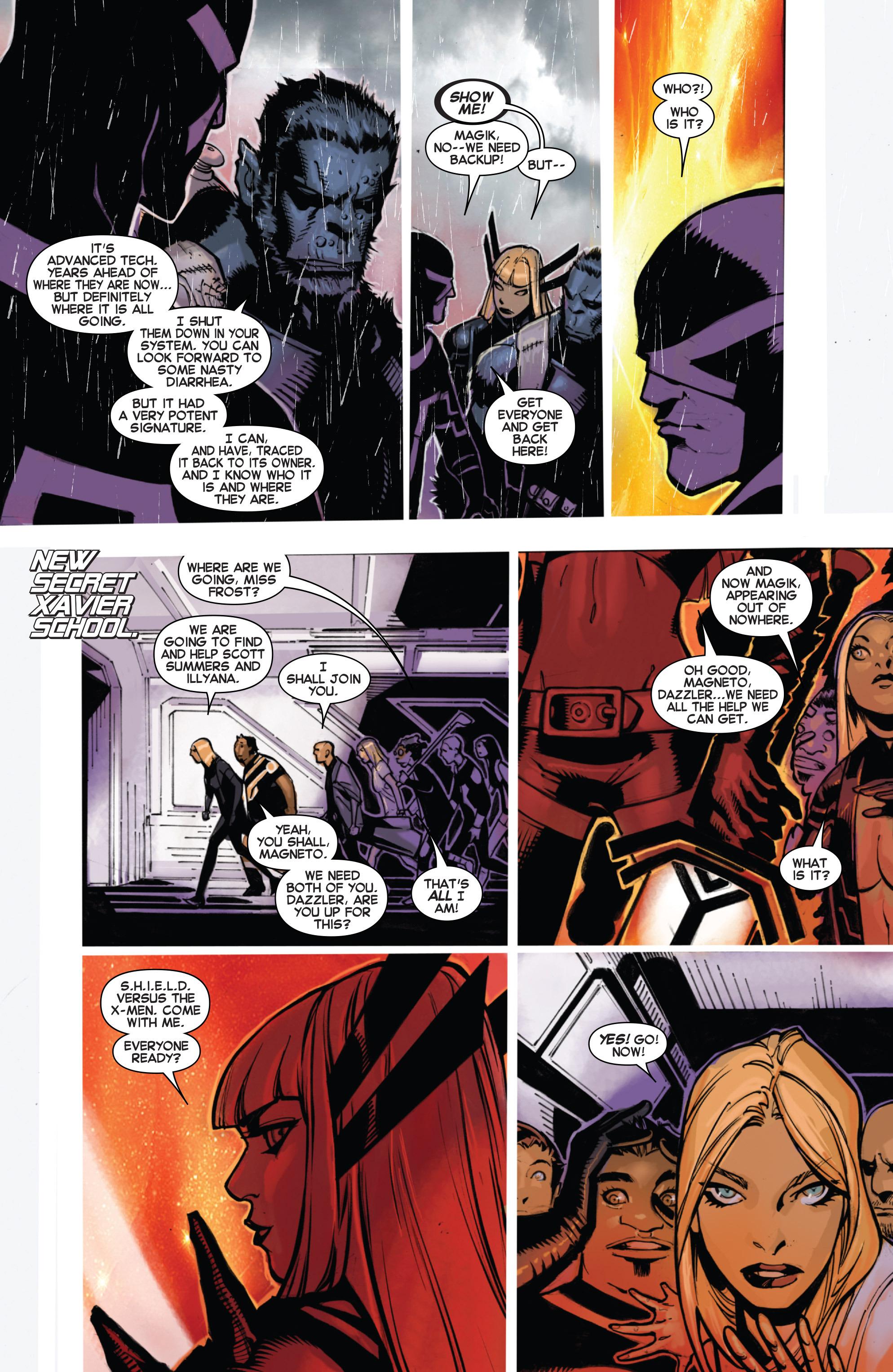 Read online Uncanny X-Men (2013) comic -  Issue #22 - 14