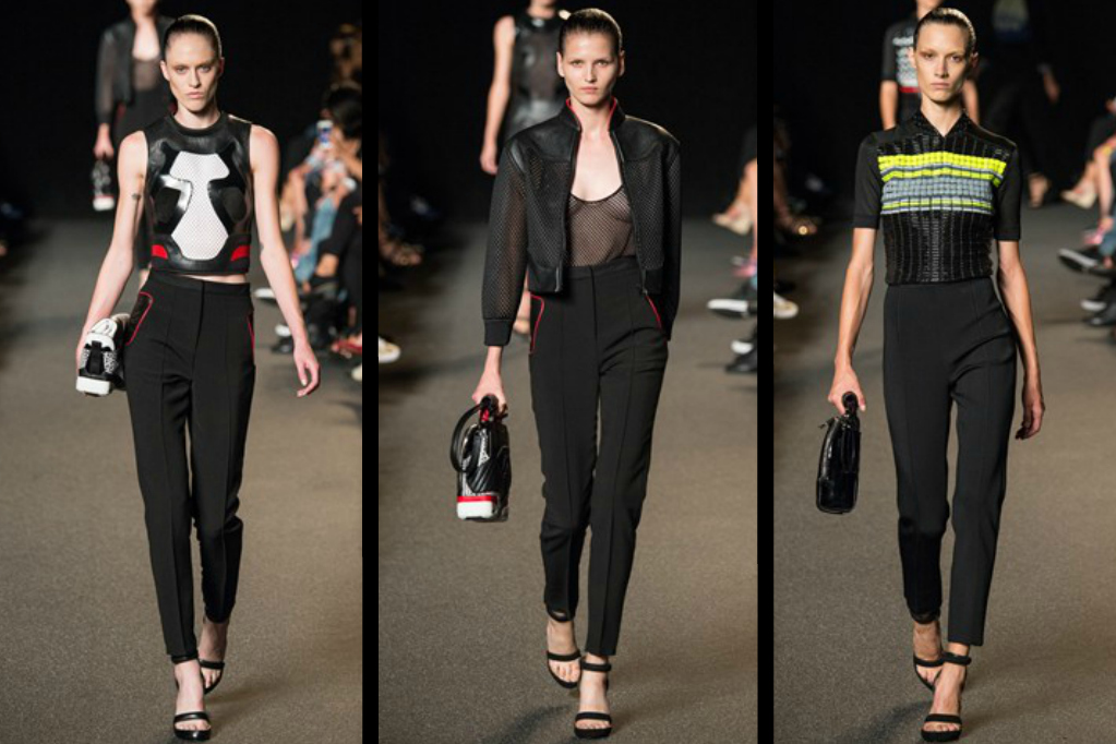 NYFW SS15, New York Fashion Week 2015, Alexander Wang, Show report, review
