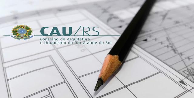 Definida a banca organizadora do Concurso CAU/RS