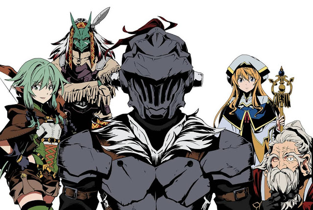 anime Goblin Slayer