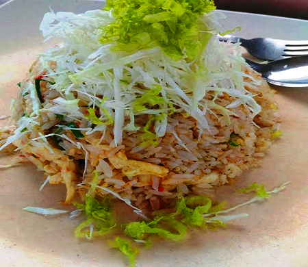 Resepi Nasi Goreng Kerabu Ala Thai