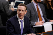 Zuckerberg 'Assembled' US Parliament, Facebook Shoots Skyrocketing