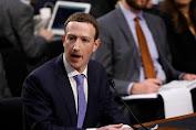 Zuckerberg 'Assembled' US Parliament, Facebook Shoots Skyrocketing