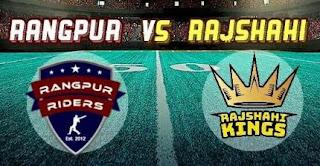 Rangpur vs Rajshahi Predictions and Betting Tips for Today Match