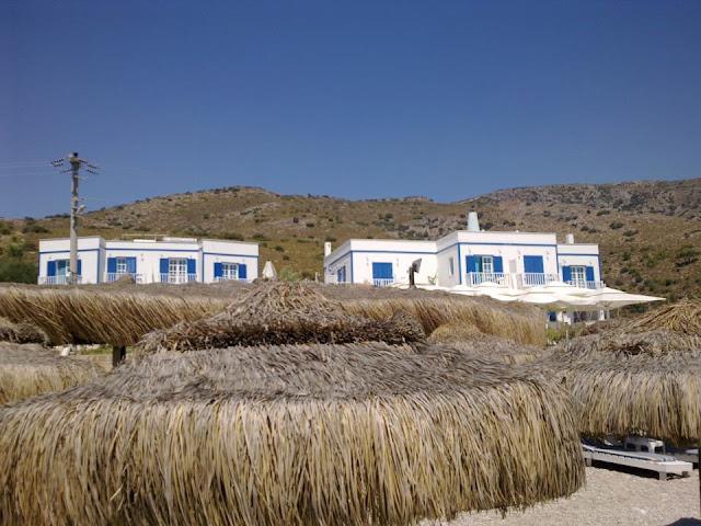 Datça, Palamutbükü, Palamutbükü'nde nerede kalınır, Mavi Beyaz