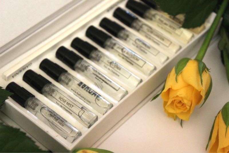 Bahoma Fragrance Mini Reviews   The Sunday Girl