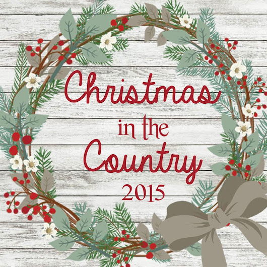 Christmas in the County 2015 - Gift Reveal!