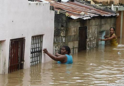 Huracán Matthew: + de 842 muertos en Haití, pero no te importa porque no es Francia y no son rubi@s