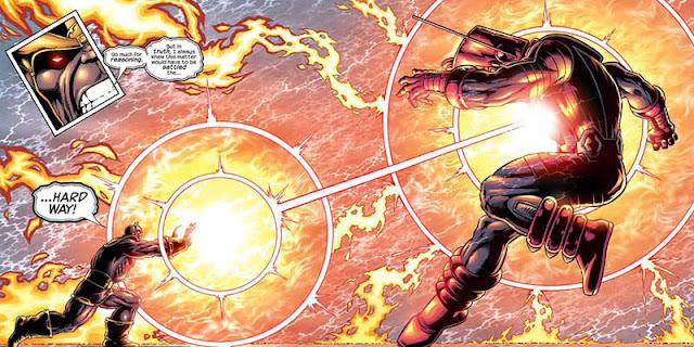 5 Pertarungan Thanos Terdahsyat dan Terpopuler dalam Komik Marvel