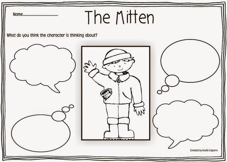 A Teachable Year: The Mitten
